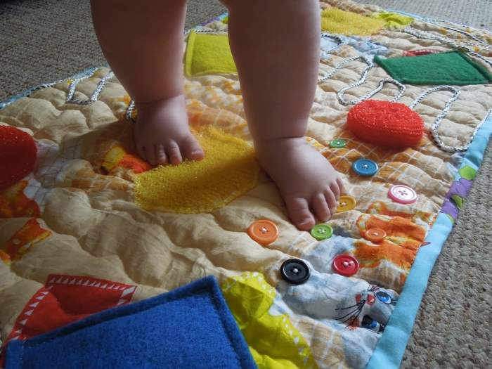 Массажный коврик для ног своими руками 89