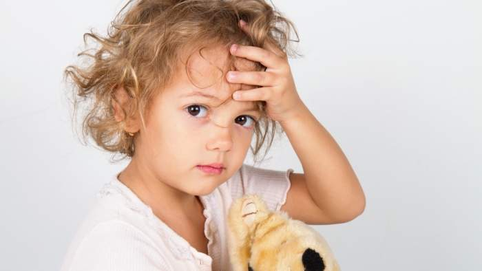 Ребенок 6 лет болит голова рвота