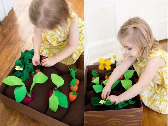 развивающие игрушки своими руками детей до года 1 год 2 года 3